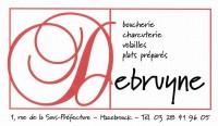 Boucherie – Charcuterie Debruyne
