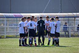 U17 A groupe