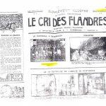Cri des Flandres en Octobre 1920