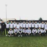 Le groupe qui affronta le SM Caen (L1) lors de la Coupe de France 2017 2018