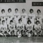 SC Hazebrouck D2 1974 1975