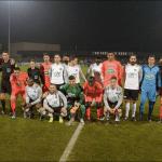 SC Hazebrouck - SM Caen (L1) lors de la Coupe de France 2017 2018