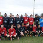 Hazebrouck (U18) - Valenciennes en 32ème de Gambardella 2011