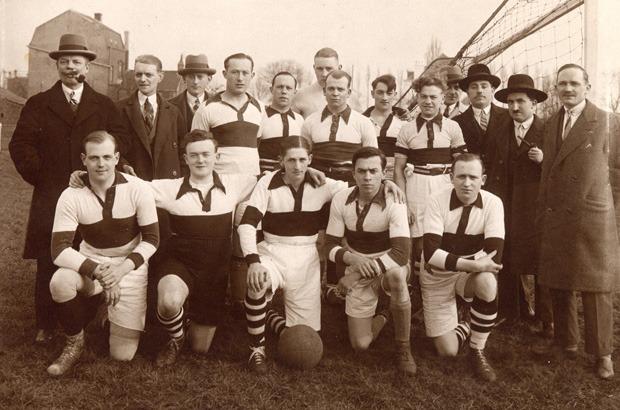 SC Hazebrouck en 1930