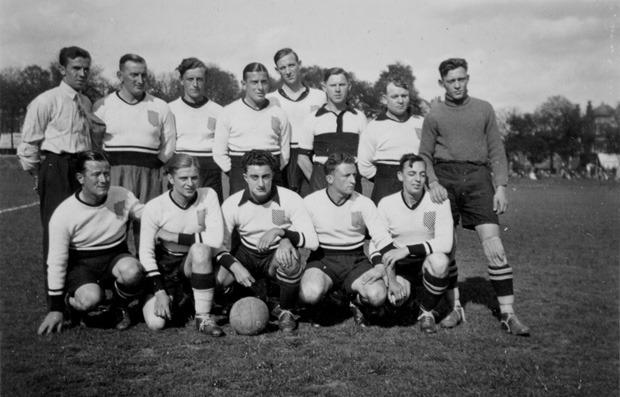 SC Hazebrouck en 1939