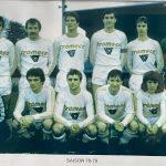 Le SC Hazebrouck 1978 1979