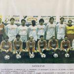 Le SC Hazebrouck en 1987 1988