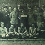 Le SC Hazebrouck en 1916 sous le nom de l'USH