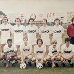 Le SC Hazebrouck en 1980 1981
