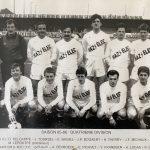 Le SC Hazebrouck en 1985 1986 en D4