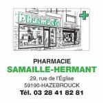 Logo Samaille Pharmacie