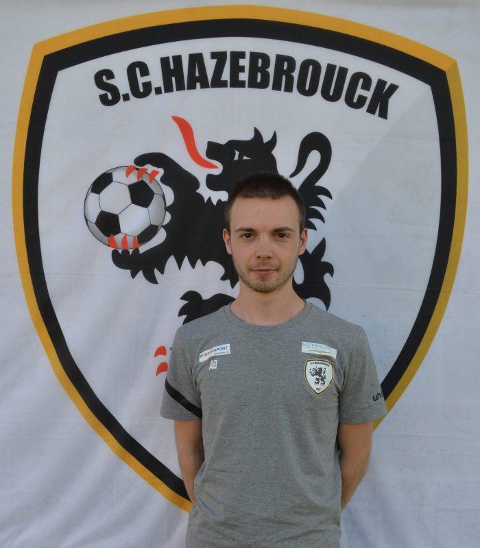 Alexis Bocquet Séniors SCH Hazebrouck SC Sporting