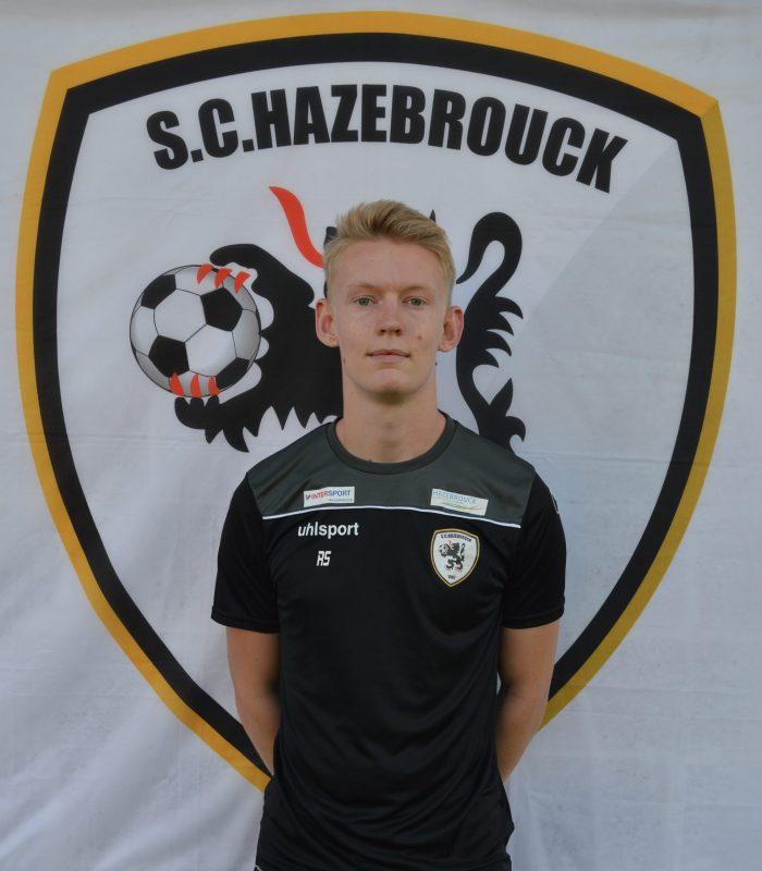 Brice Coriette Séniors SCH Hazebrouck SC Sporting