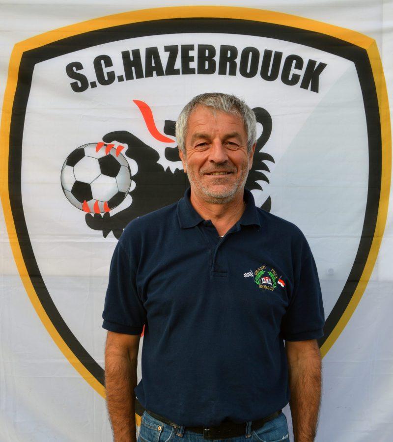 Bruno Lerouge SC Hazebrouck SCH Trésorier