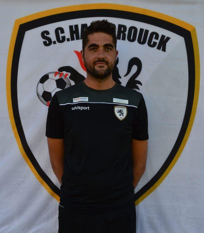 Clément Demol Séniors SCH Hazebrouck SC Sporting