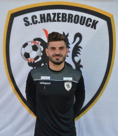 Corentin Gomez Séniors SCH Hazebrouck SC Sporting