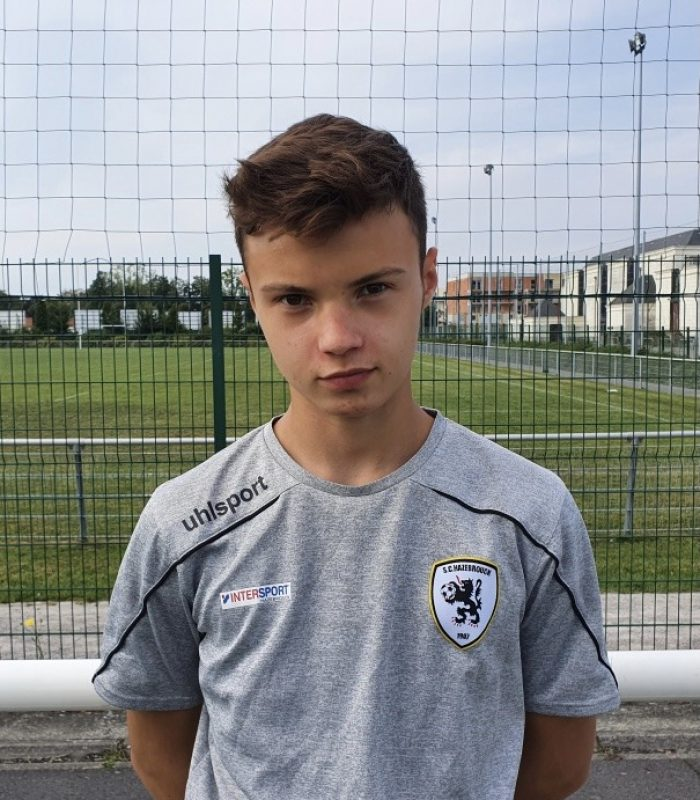 Enzo Cornet SCH SC Hazebrouck Sporting
