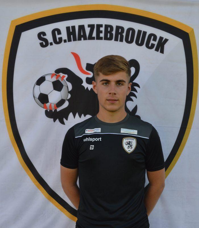 Enzo Dernys Séniors SCH Hazebrouck SC Sporting