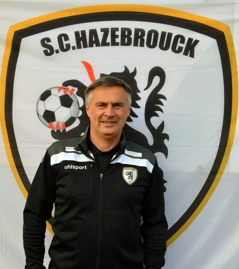 Eric Jourdain SC Hazebrouck SCH responsable tournoi et arbitre