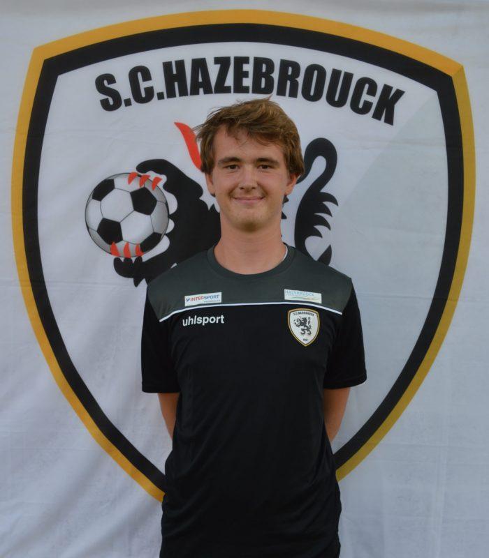 Ethan Séniors SCH Hazebrouck SC Sporting