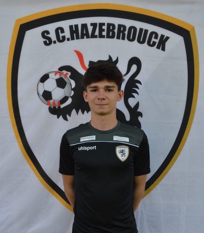 Florian Pouil Séniors SCH Hazebrouck SC Sporting