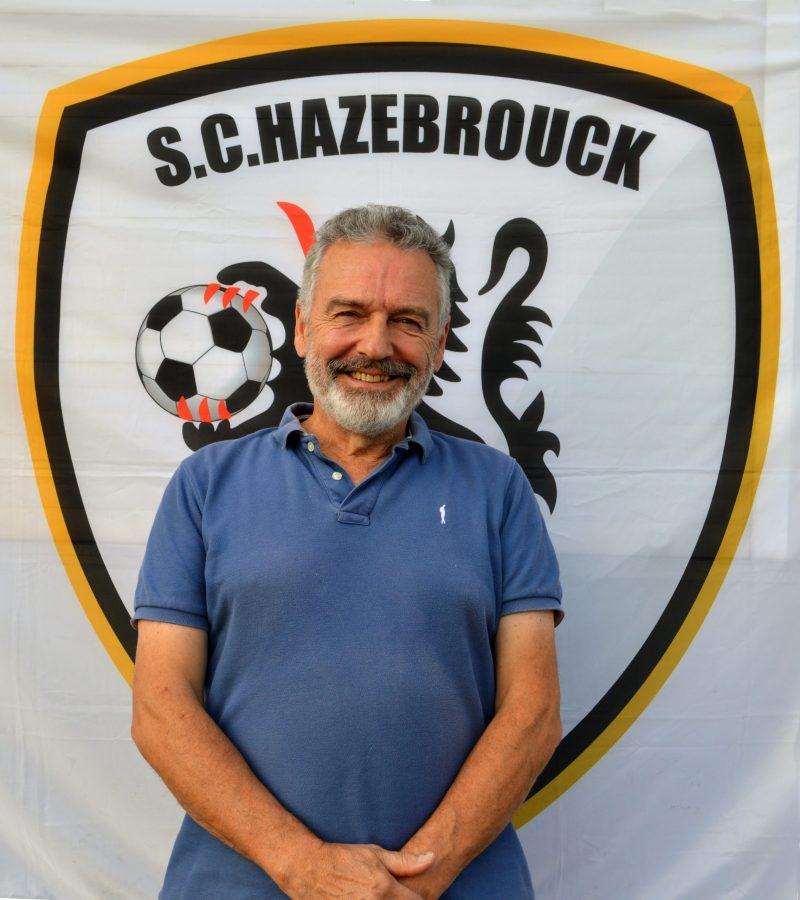 Régis Mahieu Sporting SC Hazebrouck SCH Président