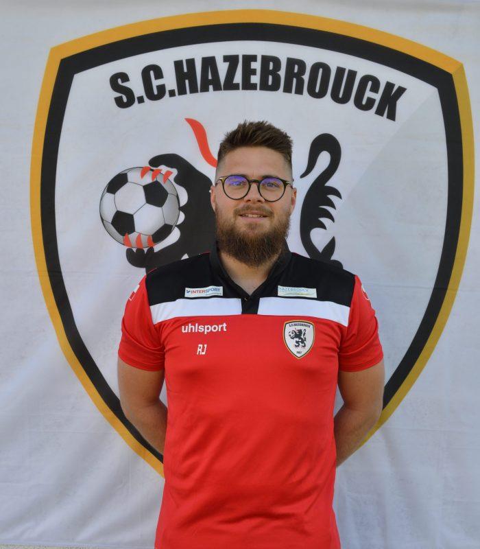 Rémi Jicquel Séniors SCH Hazebrouck SC Sporting