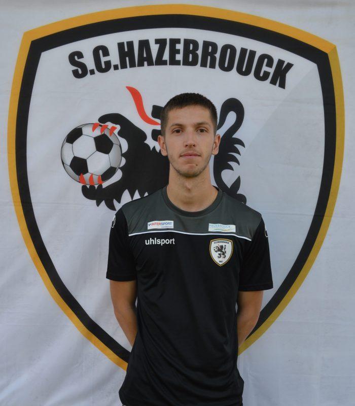 Romane Camerlynck Séniors SCH Hazebrouck SC Sporting