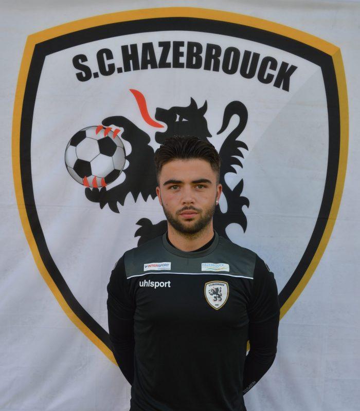 Théo Vandenberghe Séniors SCH Hazebrouck SC Sporting