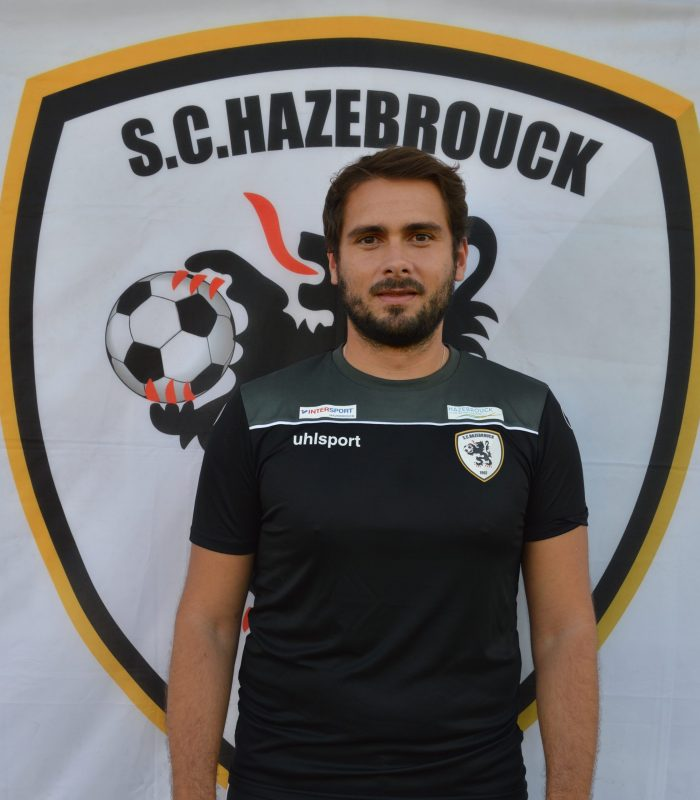 Thibault Chaumette Séniors SCH Hazebrouck SC Sporting