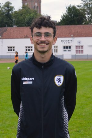 Tristan Delestrez Hazebrouck SCH Sporting U16