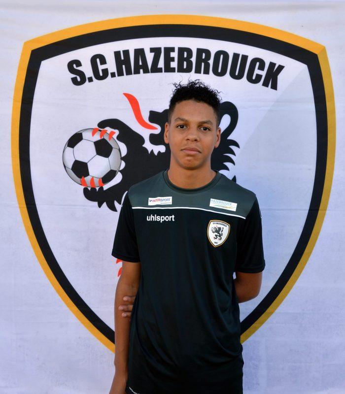 U14 Stephen Bardyn Keke SCH Hazebrouck SC Sporting