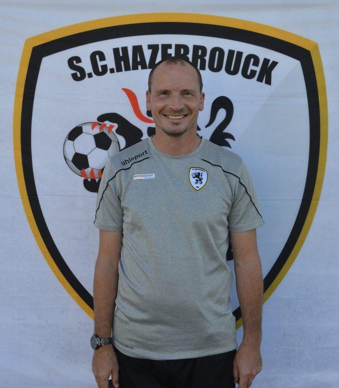 U15 Grégory Corteyn SCH Hazebrouck SC Sporting