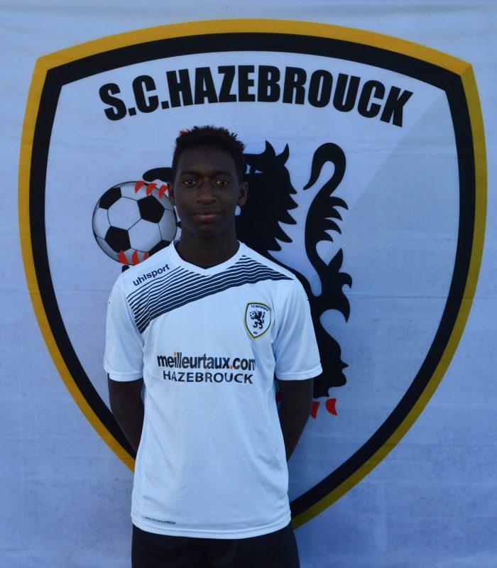U15 Jephte Bournonville SCH Hazebrouck SC Sporting