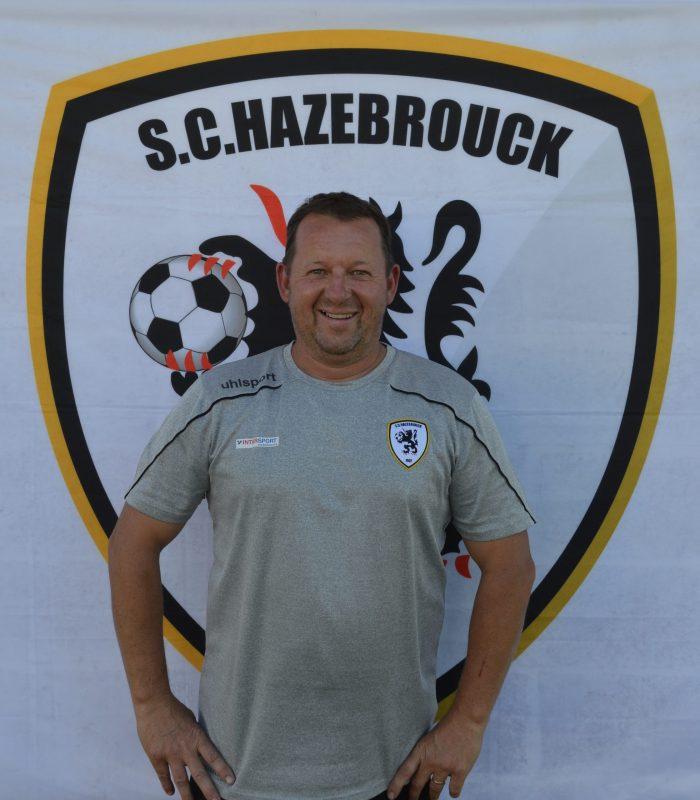 U15 Lionel Jacob Adjoint SCH Hazebrouck SC Sporting