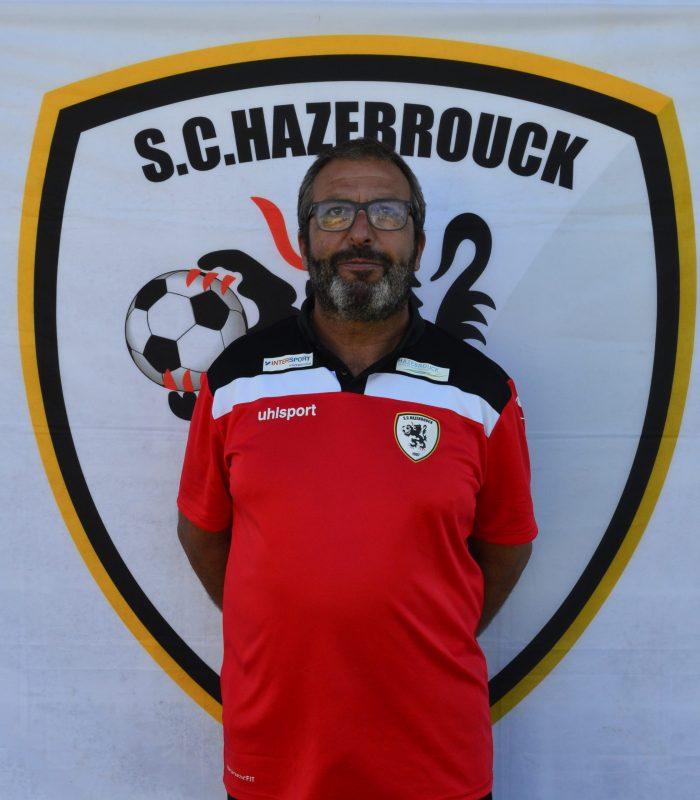 U7 Domi Dominique Leverd SCH Hazebrouck SC Sporting
